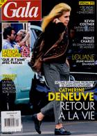 Gala French Magazine Issue NO 1412