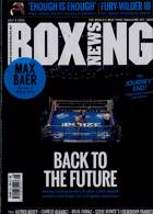 Boxing News Magazine Issue 09/07/2020