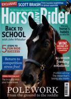 Horse & Rider Magazine Issue SEP 20