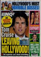 National Enquirer Magazine Issue 13/07/2020