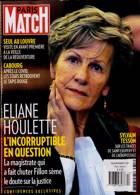 Paris Match Magazine Issue NO 3713