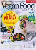 Vegan Food And Living Magazine Issue AUG 20