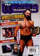 Pro Wrestling Illust Magazine Issue AUG 20