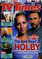 Tv Times England Magazine Issue 11/07/2020