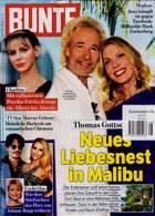 Bunte Illustrierte Magazine Issue NO 28