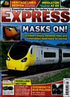 Rail Express Magazine Issue AUG 20