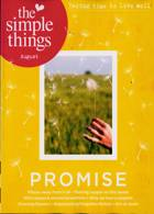 Simple Things Magazine Issue AUG 20