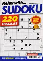 Relax With Sudoku Magazine Issue NO 9
