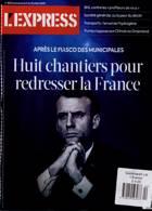 L Express Magazine Issue NO 3600