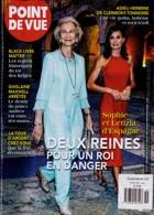 Point De Vue Magazine Issue NO 3751