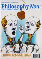 Philosophy Now Magazine Issue AUG-SEP