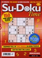 Sudoku Time Magazine Issue NO 187