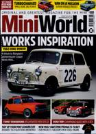 Mini World Magazine Issue AUG 20
