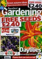 Amateur Gardening Magazine Issue 01/08/2020
