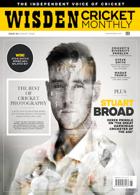 Wisden Cricket Magazine Issue AUG 20