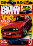 Performance Bmw Magazine Issue AUG-SEP