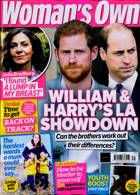 Womans Own Magazine Issue 27/07/2020