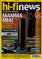 Hi-Fi News Magazine Issue SEP 20