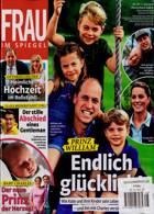 Frau Im Spiegel Weekly Magazine Issue NO 28
