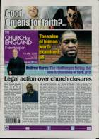 Church Of England Newsp Magazine Issue 10/07/2020