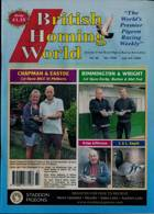 British Homing World Magazine Issue NO 7532