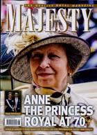 Majesty Magazine Issue AUG 20