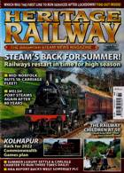 Heritage Railway Magazine Issue NO 269