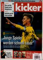 Kicker Montag Magazine Issue NO 25