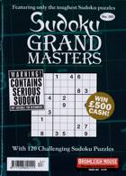 Sudoku Grandmaster Magazine Issue NO 183