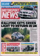 Motorsport News Magazine Issue 15/07/2020