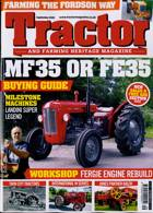 Tractor Farming Heritage  Magazine Issue SEP 20