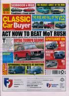 Classic Car Buyer Magazine Issue 15/07/2020