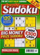 Everyday Sudoku Magazine Issue NO 175