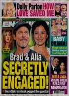 National Enquirer Magazine Issue 20/07/2020