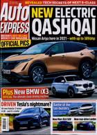 Auto Express Magazine Issue 15/07/2020