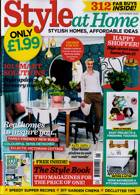 Style At Home Magazine Issue SEP 20