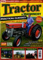 Tractor And Machinery Magazine Issue AUG 20