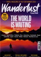 Wanderlust Magazine Issue NO 208