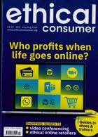 Ethical Consumer Magazine Issue JUL-AUG