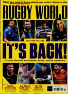 Rugby World Magazine Issue SEP 20