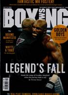 Boxing News Magazine Issue 16/07/2020