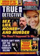 True Detective Magazine Issue OCT 20