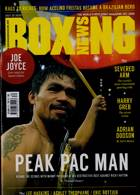 Boxing News Magazine Issue 23/07/2020