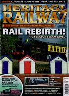 Heritage Railway Magazine Issue NO 270