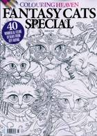 Colouring Heaven Magazine Issue CATS