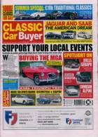 Classic Car Buyer Magazine Issue SUMMER SP