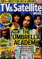 Tv & Satellite Week  Magazine Issue 25/07/2020