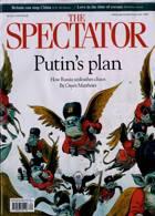 Spectator Magazine Issue 25/07/2020