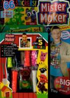 Mister Maker Magazine Issue NO 54