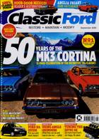 Classic Ford Magazine Issue SEP 20